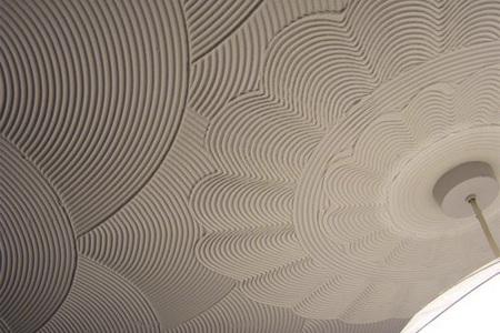 штукатурка деревянный потолок