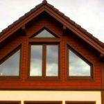 Как самостоятельно построить деревянный дом