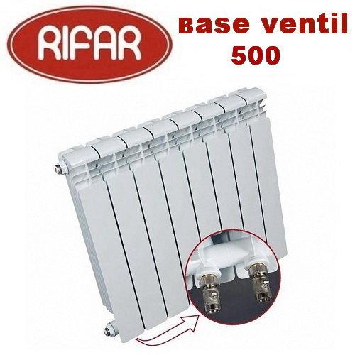биметаллические радиаторы рифар