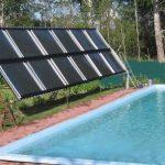 Какими системами можно обогревать воду в бассейне?