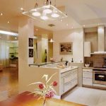 Как правильно подобрать освещение для комнаты с низким потолком