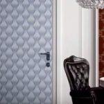Декор старой двери: 6 интересных вариантов