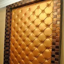 Тканевая обивка двери