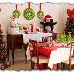 Интерьер на Новый Год. Как создать праздничную обстановку