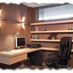 Домашний мини-офис. Как обустроить кабинет дома?