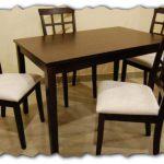 Самый крепкий материал для кухонных столов и стульев