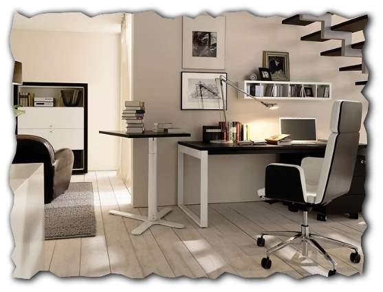 обустроить кабинет дома