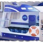 Двухъярусные кровати в интерьере детской