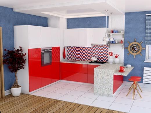краска для кухни фото