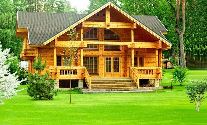Преимущества деревянных зданий