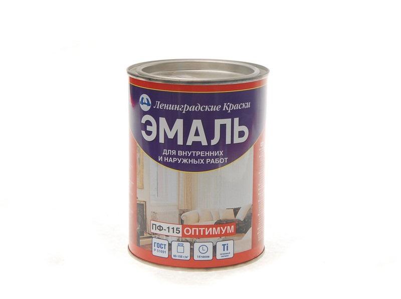 Эмаль ПФ-115 оптимум
