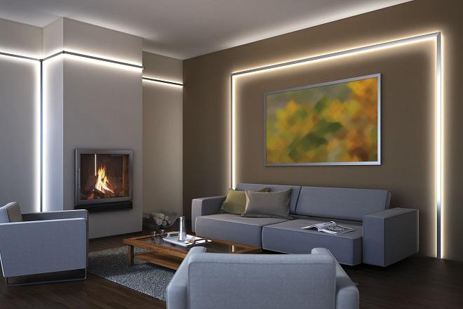 Мощность блока питания для светодиодной подсветки потолка