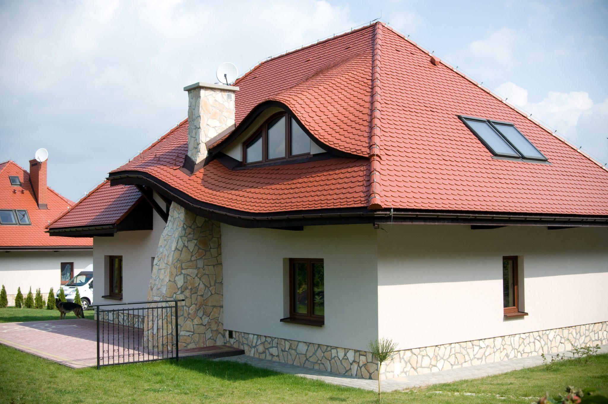 отличает дизайн крыши дома с мансардой фото рецепт подкупает небольшим