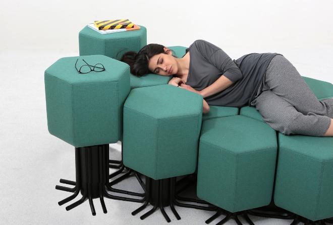 Модульная система мебели Lift-Bit
