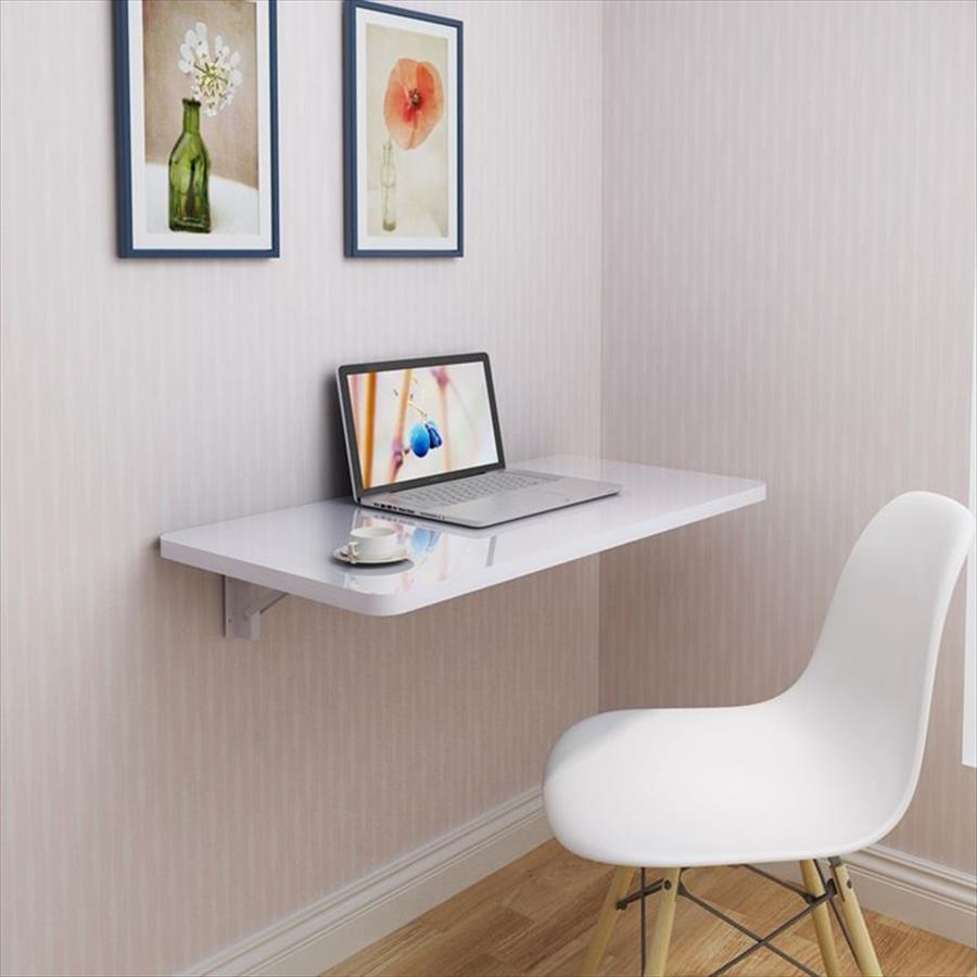 Как сделать откидной стол с креплением к стене