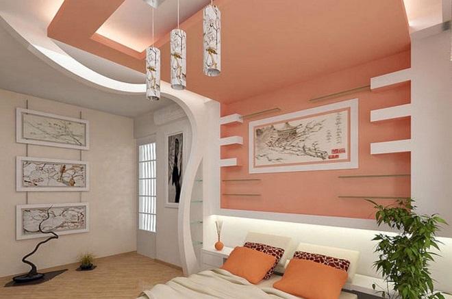 Увеличение зала за счет уменьшения площади спальни