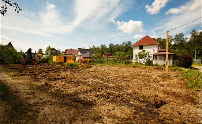Согласование проекта будущей бани в административных органах