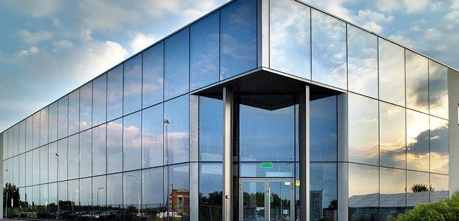 Стеклянные фасады — погружаемся в мир отражений