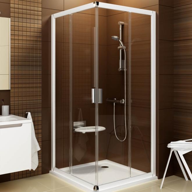 Душевая и ванная комнаты в квартире и частном доме