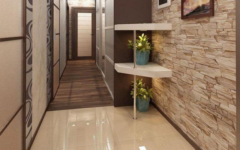какой сделать пол в коридоре