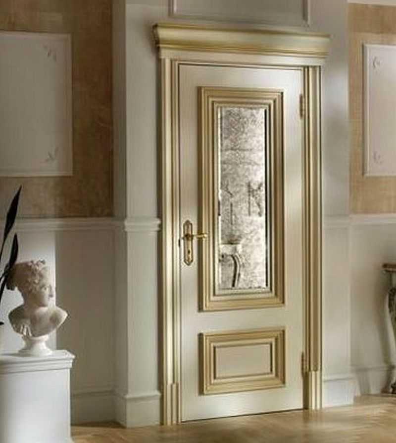 Обновленная дверь