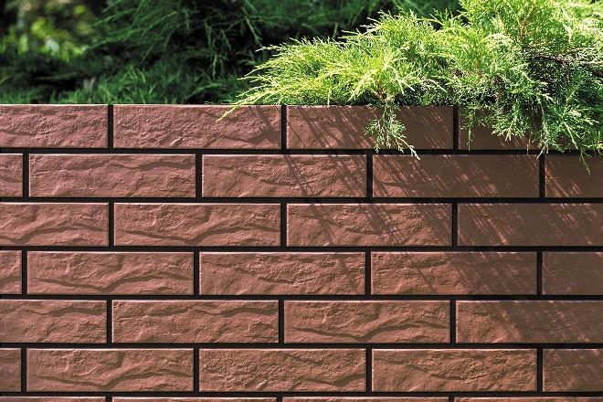 Отделочный камень для наружных стен дома