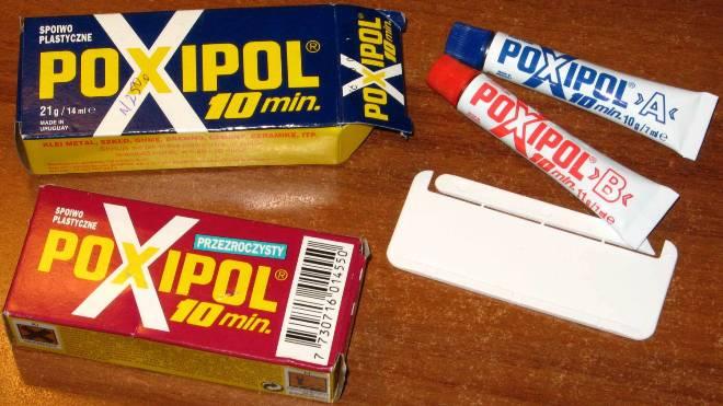 Poxipol - инструкция по применению