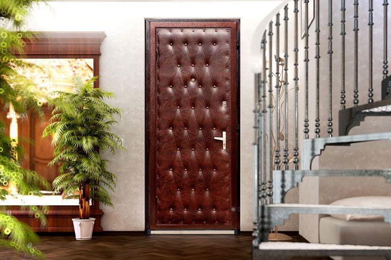 Звукоизолированная дверь