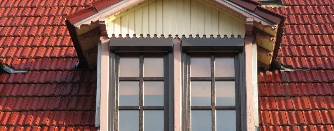 Окна в крыше - конструкция, чертеж