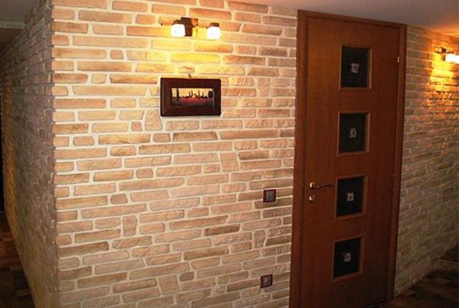 Панели для прихожей и коридора