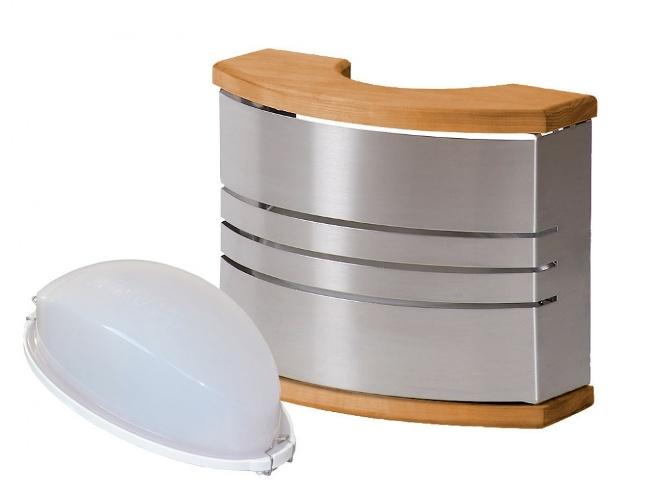 Светильник для сауны и бани