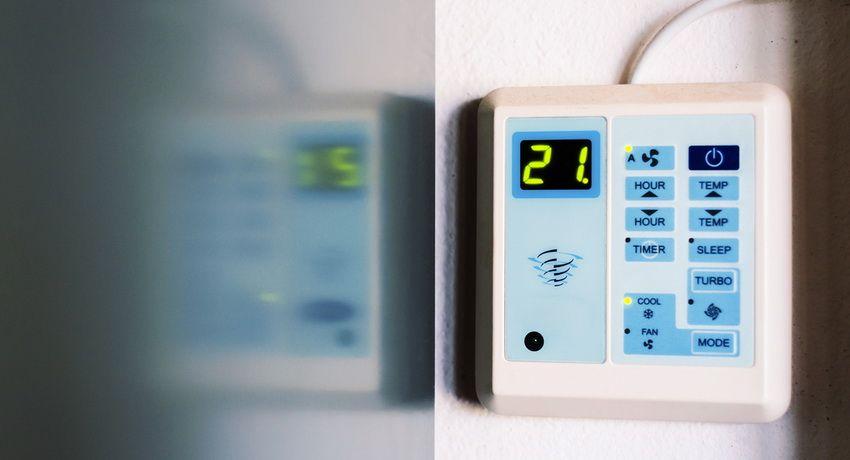 Терморегулятор автономного отопления