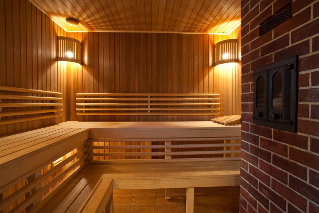 Термостойкие светильники для бани