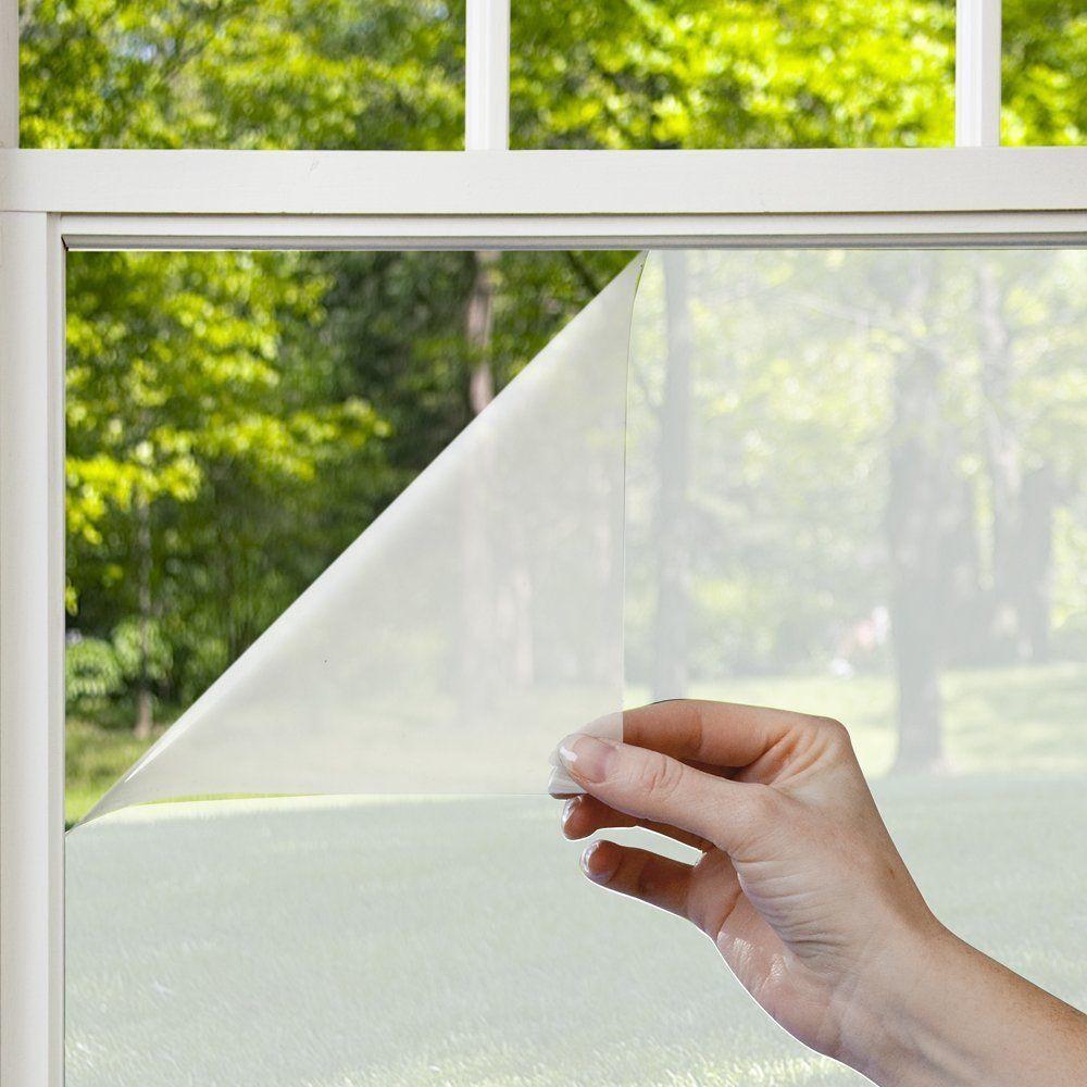 Защитная пленка на окнах