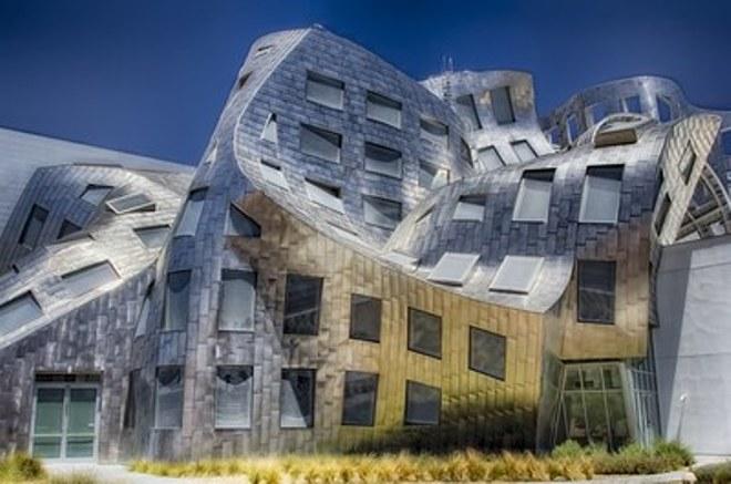 Архитектурные шедевры США