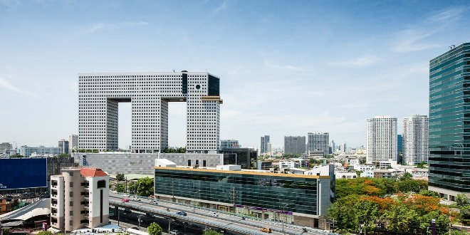 Оригинальные небоскребы Азии
