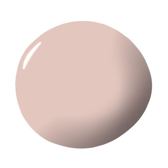 Розовая палитра в интерьерах