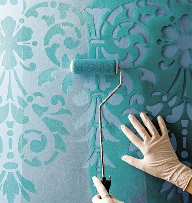 Трафареты для декора своими руками, шаблоны