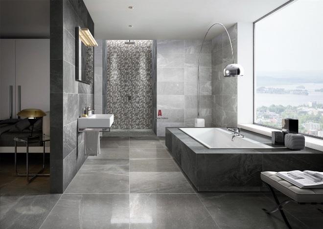 Интерьер ванной комнаты глазами женщин и мужчин
