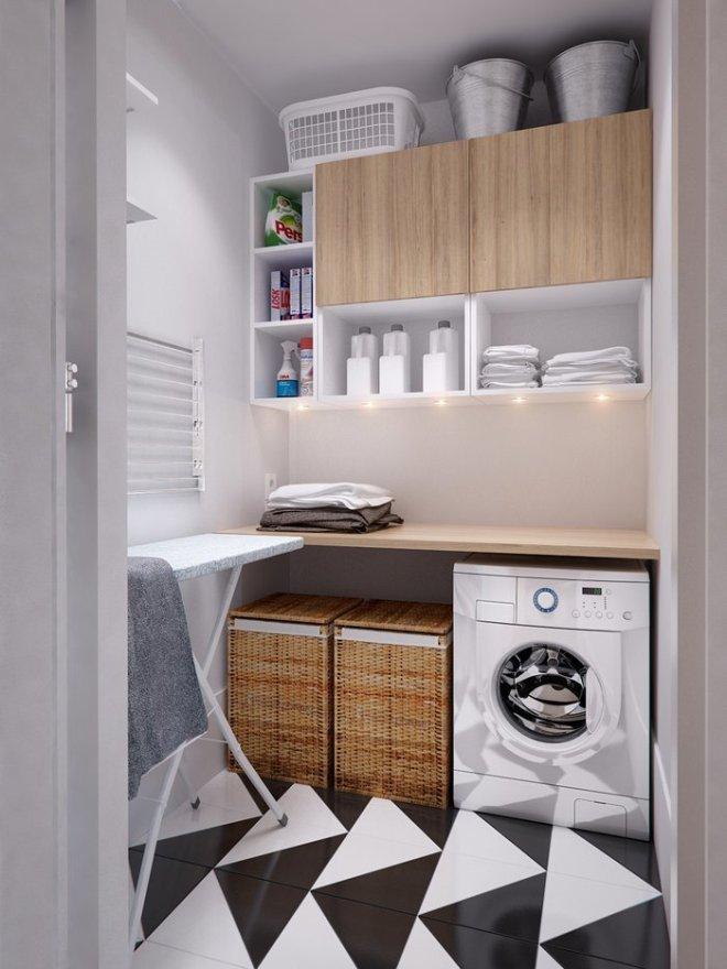 Как обустроить кладовку в квартире