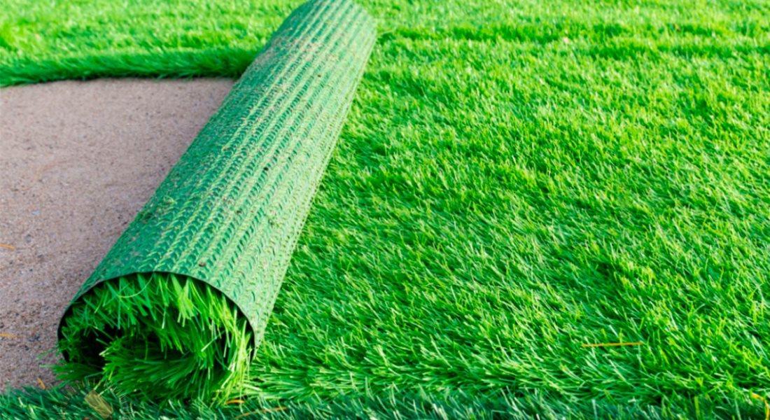 Рулон искусственного газона