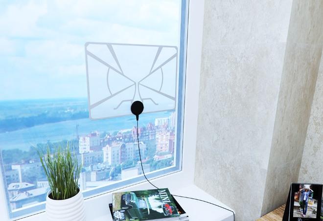 Выбор антенны для дачи и частного дома