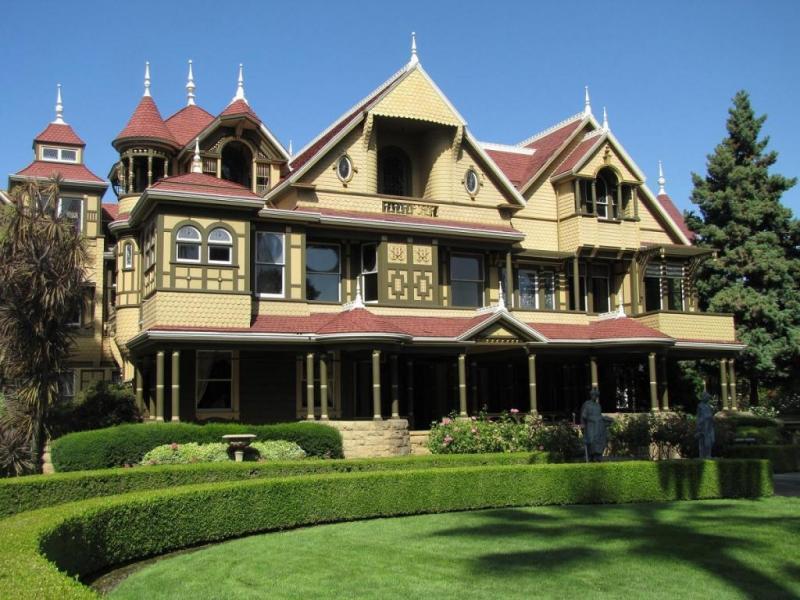 Дом Винчестеров, Сан-Хосе