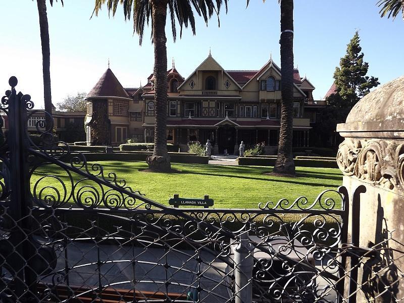 Дом Винчестеров в Сан-Хосе