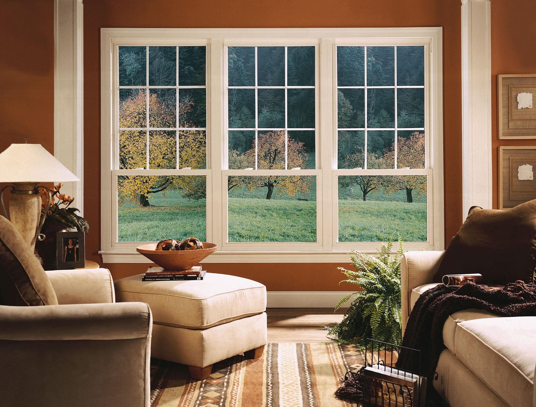 Красивые окна в домах фото того как