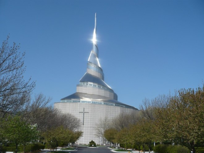 Храм-ракушка