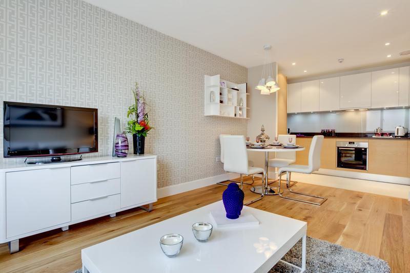 объединения кухни с гостиной 1