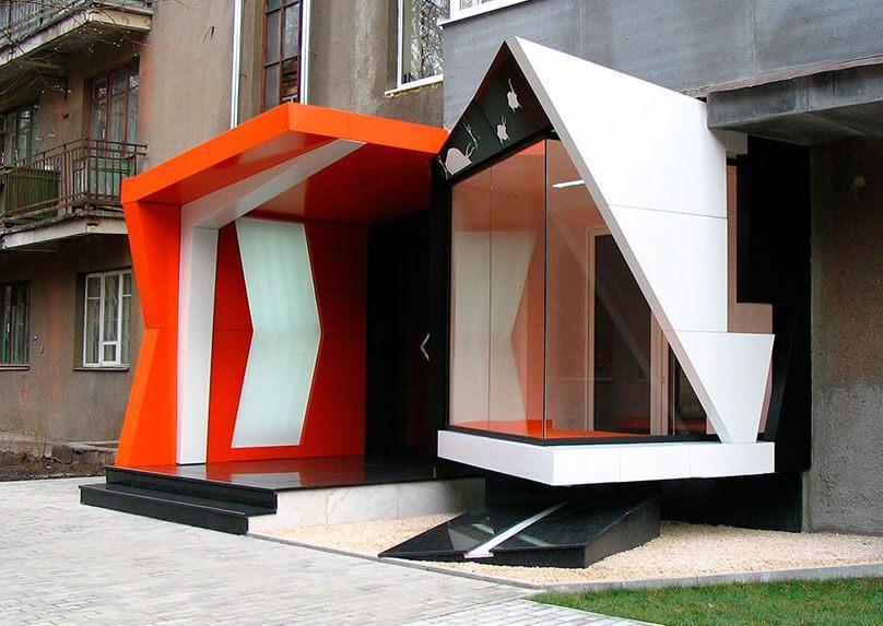 Новая Идея Алюминиевые композитные панели