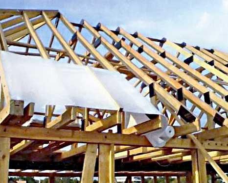 Сколько стоит работа по кровле крыши металлочерепицей?стройкод
