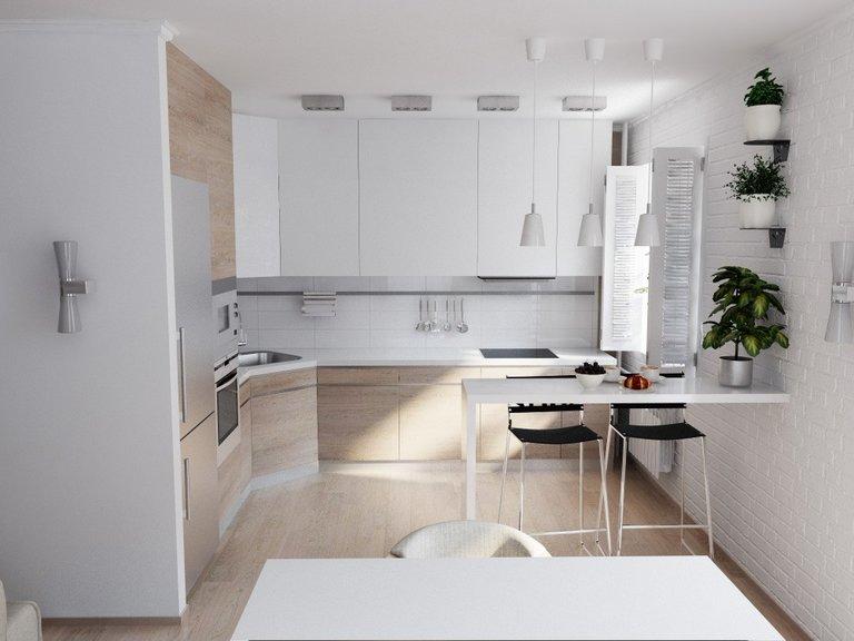 Коричневая кухня: оформление интерьера в шоколадных оттенках